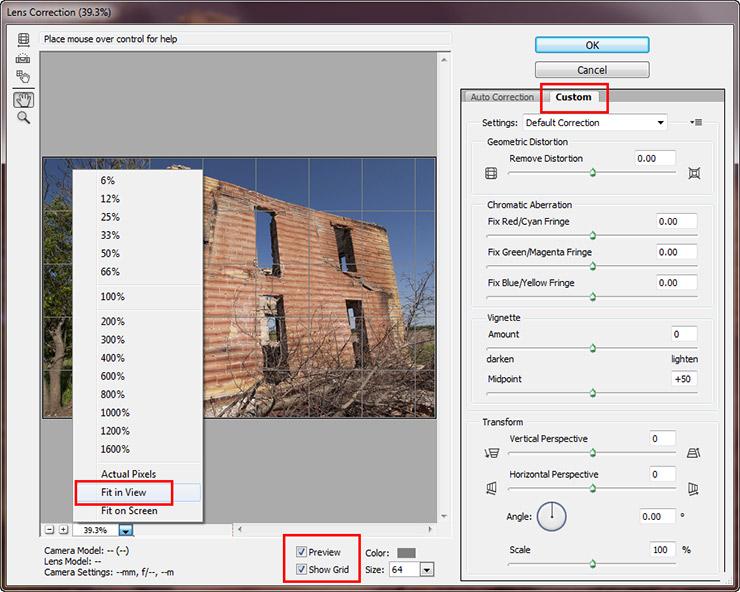 Free Photoshop Tutorials, Videos & Lessons : Transform & Distort